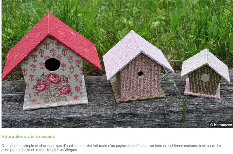 abris pour oiseaux originaux. Black Bedroom Furniture Sets. Home Design Ideas