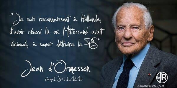 Citation De Jean D Ormesson