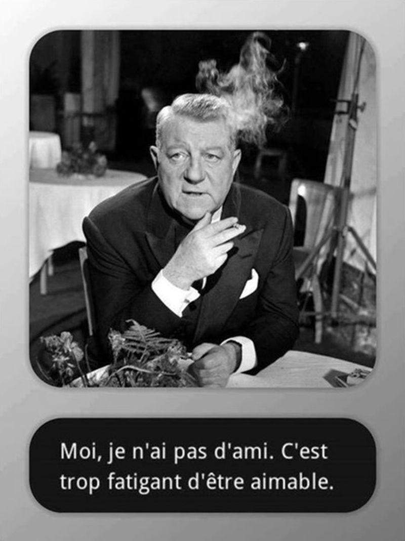 Citation De Jean Gabin