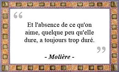 Citation De Moliere