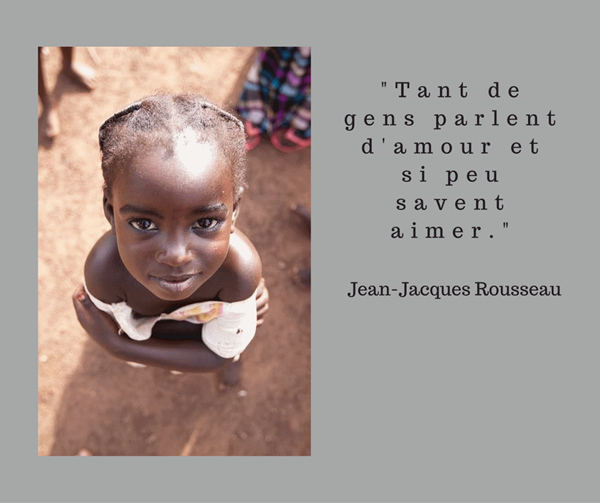 Citation De Jean Jacques Rousseau
