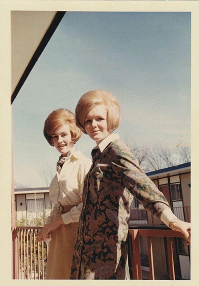 Les coiffures tr s en volume des ann es 60 - Coiffure annee 60 ...