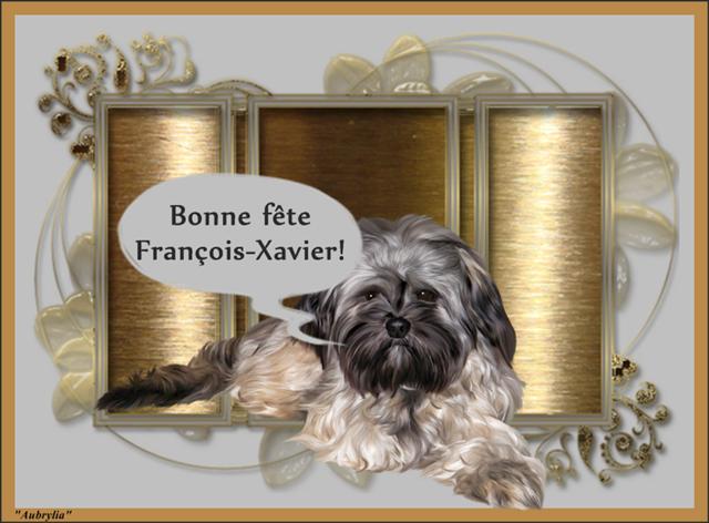 Bon Samedi Fetefrancoisxavier