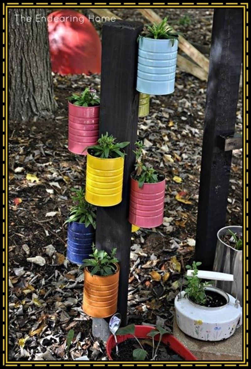 La boite a idees - Recycler boite de conserve ...
