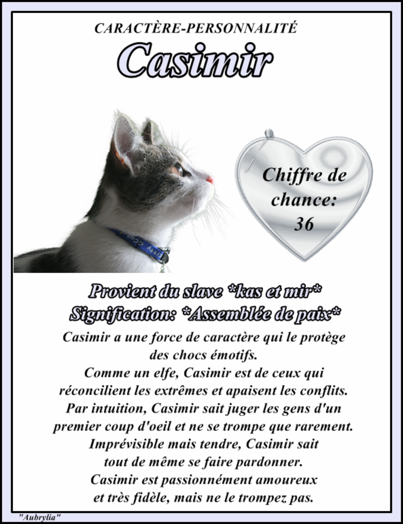 """"""" Prénom à Féter et Ephémérides du Jour """" - Page 10 Stcasimir"""