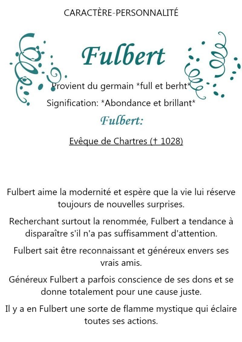 stfulbert