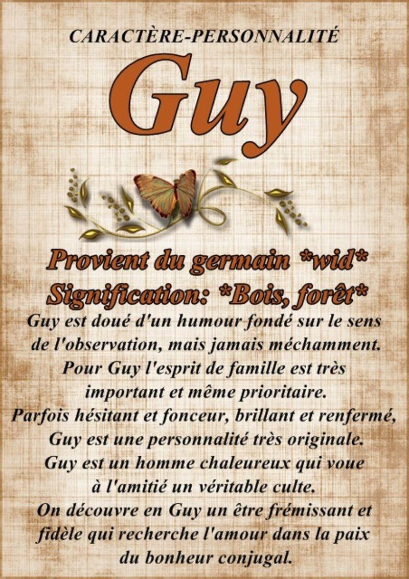 """"""" Prénom à Féter et Ephémérides du Jour """" - Page 24 Stguy"""