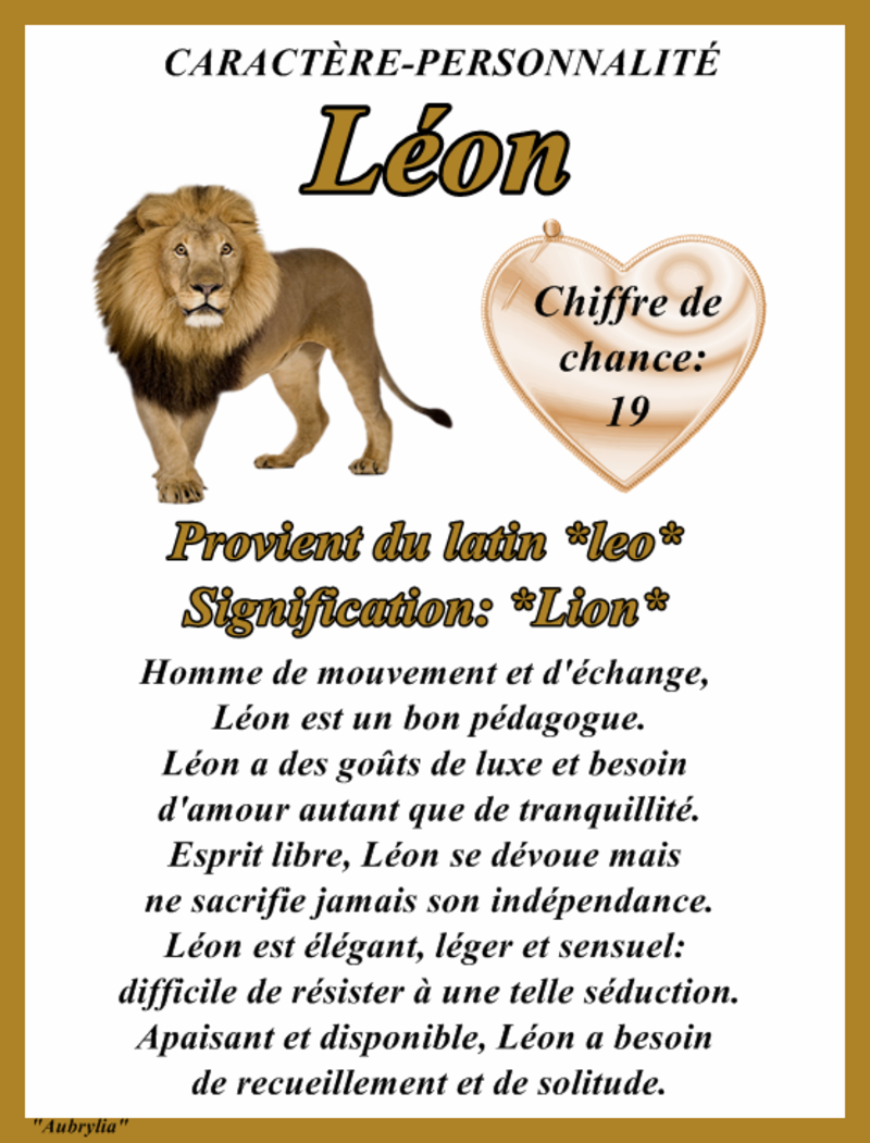 """"""" Prénom à Féter et Ephémérides du Jour """" - Page 22 Stleon"""
